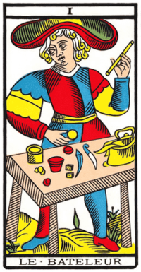 Le tarot…outil de développement de l'intuition!